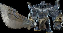 Iron Giant FFXV