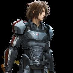 <i>N7 Armor</i>.