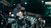 Shinra Public Security Motorcycles