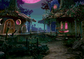 Black mage village at night.png