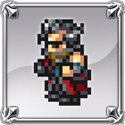 DFFNT Player Icon Auron FFRK 001