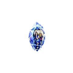 Zidane's Memory Crystal.