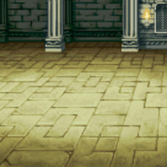 Battle background (Gilgamesh) (GBA).