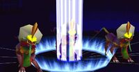 FFVII Limit Break Yuffie Gauntlet