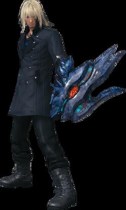 LRFFXIII Snow Villiers (Boss)