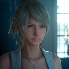Lunafreya no trailer Dawn 2.0