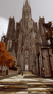 Luxerion Cathedral