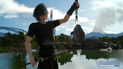 Noct Fishing FFXV