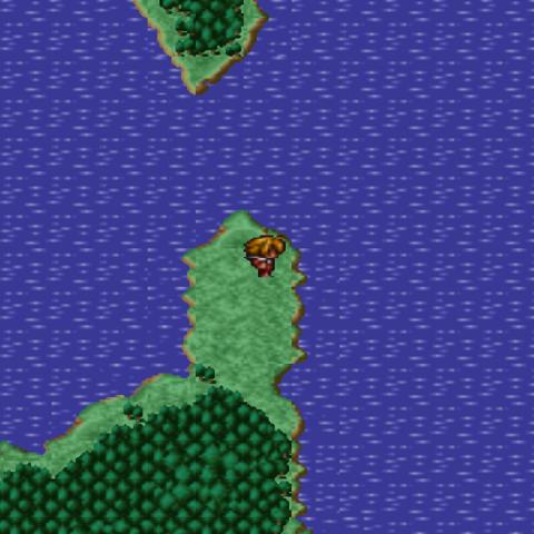 <i>Final Fantasy</i> (GBA).