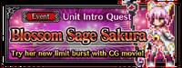 Unit Intro Blossom Sage Sakura