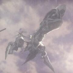 <i>Shera</i> in <i>Final Fantasy: Advent Children</i>.