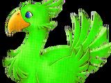 Chocobo verde