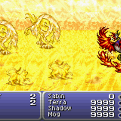Flames of Rebirth (GBA).
