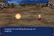 FFVI PC Gestahl casting Meltdown