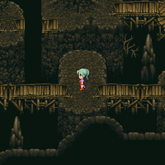 Inside the cave (iOS/Android/PC).