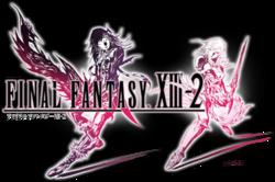 FinalFantasy XIII-2 Logo