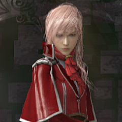 Lightning in her Red Mage garb in <i><a href=