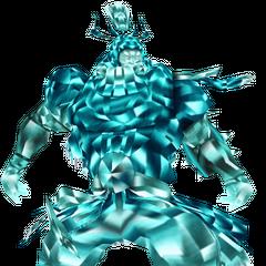 Gilgamesh's manikin, Fallacious Giant.