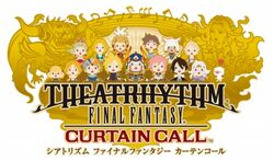 Theatrhythm Curtain Call Logo