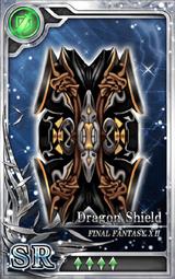 FF12 Dragon Shield SR Artniks