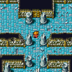 The Chaos Shrine (GBA).