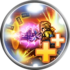 FFRK Weapon Excavation Enchanted Machinegun Icon