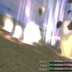 Failed version of Energy Rain (PS2).