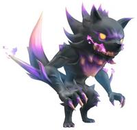 WoFF Devil Wolf