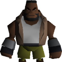 A younger Barret.