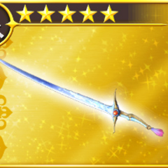 Crystal Sword.