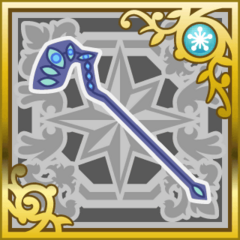 Ice Staff (SR+).