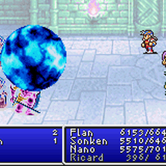 Flare III cast on all enemies in in <i><a href=