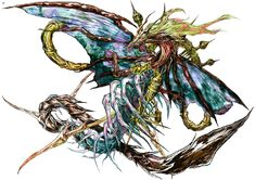 FFLTNS Shinryu Omega Artwork