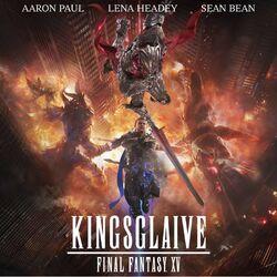 Kingsglaive poster