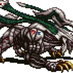 Beta Behemoth from <i>Final Fantasy XIII</i>.