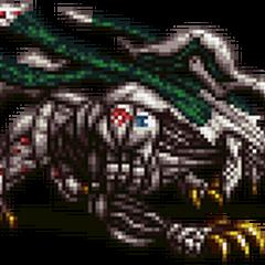 Бета-бегемот из <i>Final Fantasy XIII</i>.