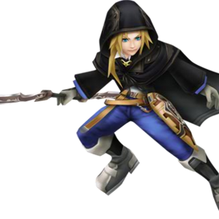 Zidane's bonus outfit, based on his cloak in the <i>Final Fantasy IX</i> ending.