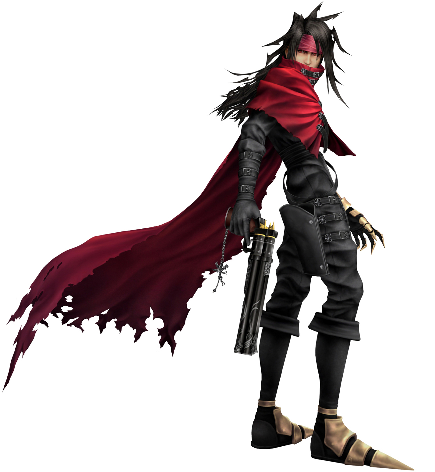 List Of Dirge Of Cerberus Final Fantasy VII Characters Final