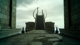 Altar of the Tidemother from FFXV