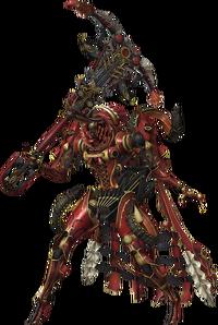 Brynhildr Enemy FFXIII