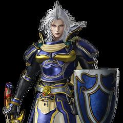 Nameless Warrior I.