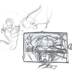 Cover Art Sketch.