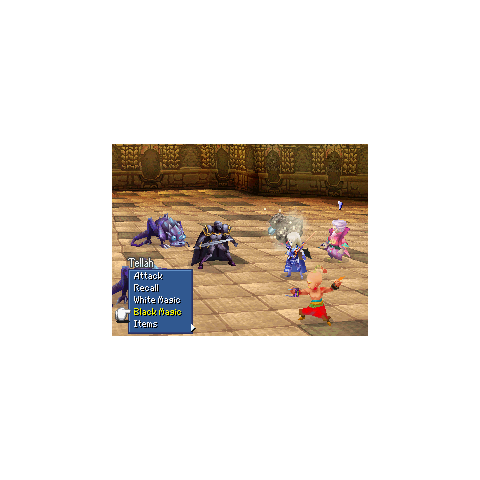 Stone Gaze (DS).