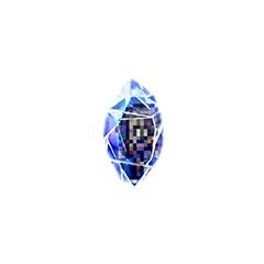 Kiros's Memory Crystal.