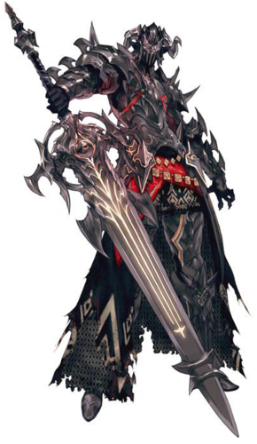 dark knight final fantasy xiv final fantasy wiki