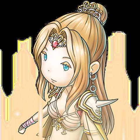 Queen Rosa of Baron.