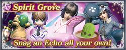 Mobius Spirit Grove Banner