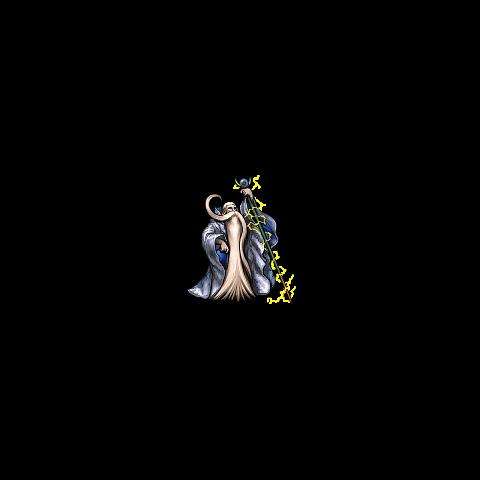 Ramuh's sprite (mobile).