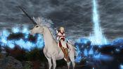 White Mage Unicorn