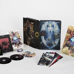 Коробка и содержимое японского коллекционного издания для PC.